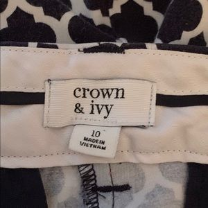 crown & ivy Shorts - Crown & Ivy Shorts Size 10
